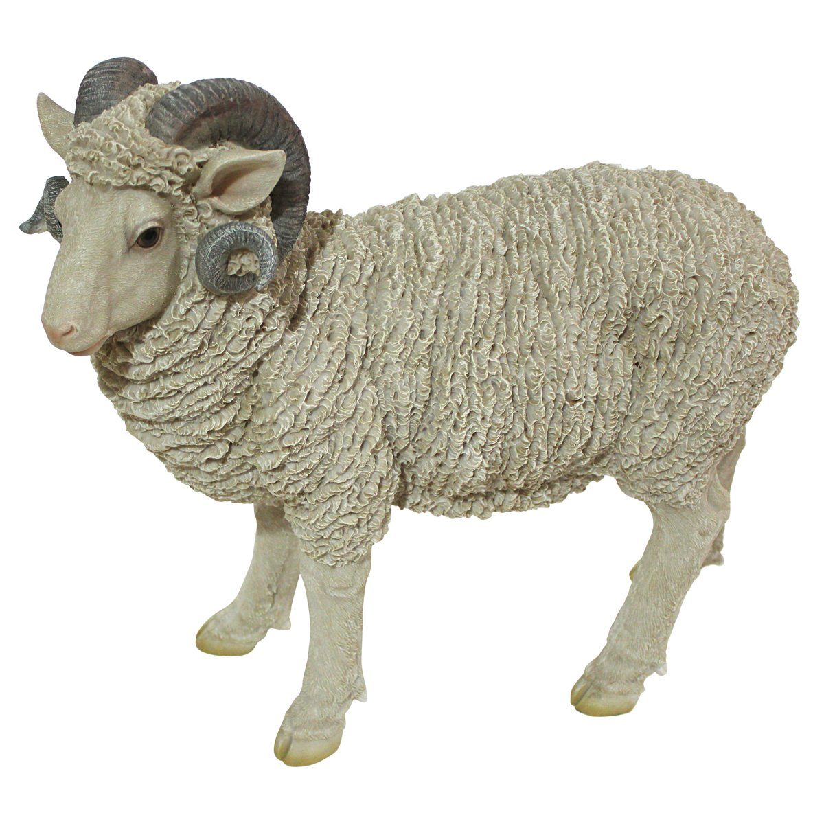 Design Toscano Horned Dorset Sheep Statue
