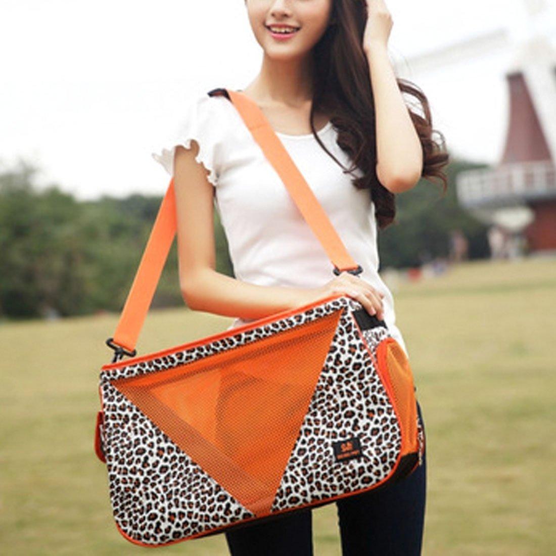 Animale domestico Bella abbastanza bella moda confortevole DODOPET MG-866 portatile borsa a tracolla borsa per animali domestici gatto   cane e altri animali grandi, dimensioni  50  30  19 cm conven