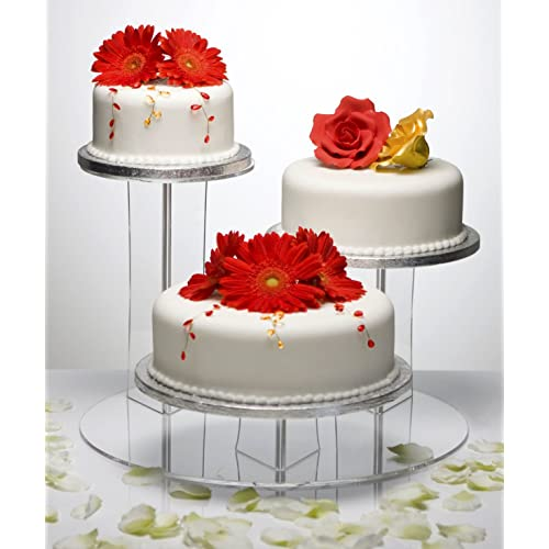 three tier wedding cake stand 3 tier wedding cake stand co uk 20949
