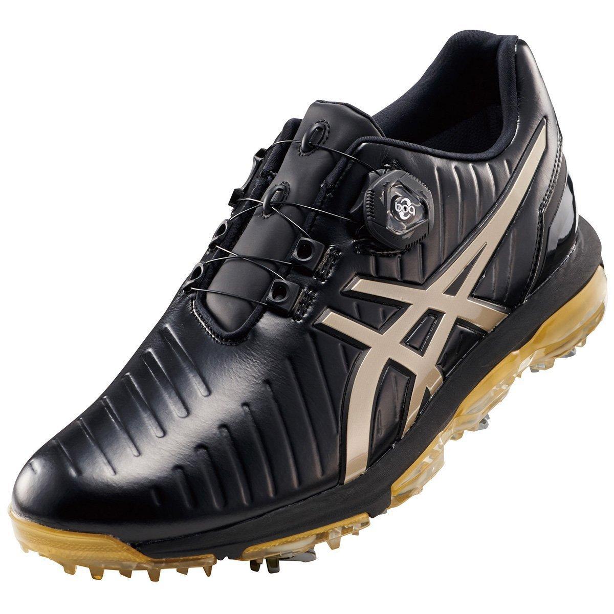 [アシックス] GEL-ACE PRO3 Boa ゲルエースプロ3ボア ゴルフシューズ ブラック/ラテ TGN919 B01N4TT2V9 28.0cm