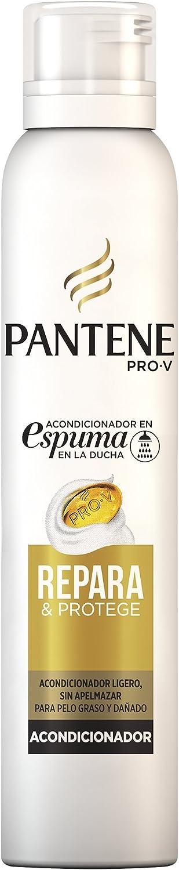 Pantene Pro-V Repara&Protege Acondicionador en Espuma para el Cabello Fino y Dañado, 180ml