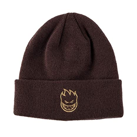 ffd85afe2cb Image Unavailable. Image not available for. Color  Spitfire Skateboard Beanie  Bighead ...