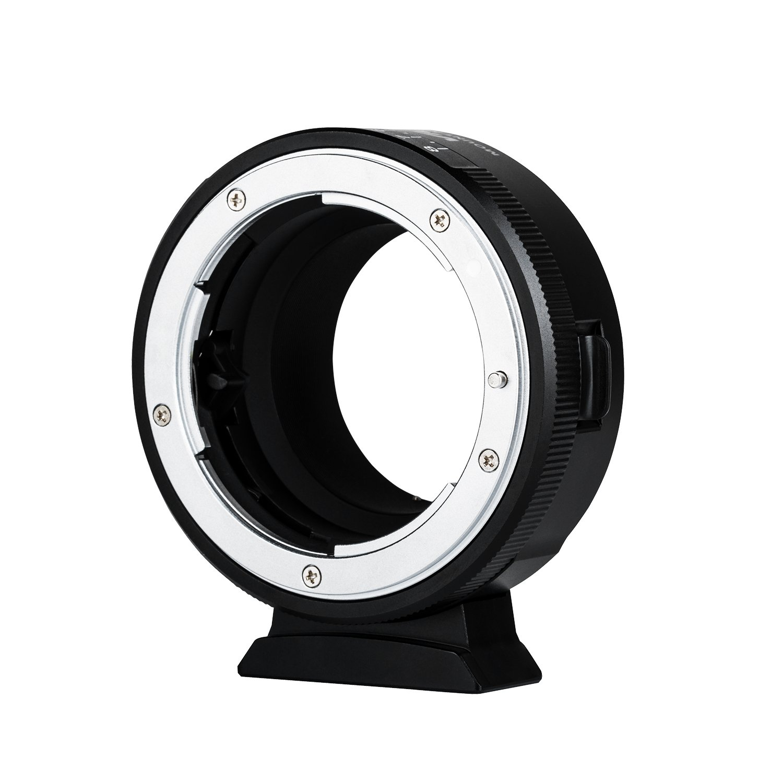 Viltrox nf-fx1手動フォーカスレンズマウントアダプタfor Nikon G & d-mountシリーズレンズFuji x-mountミラーレスカメラwith Adjustable絞り   B07DDBW12L