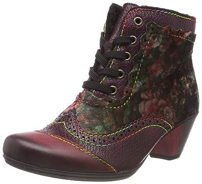 6ac9c05e1515a Rieker Women's Synthetic Boots