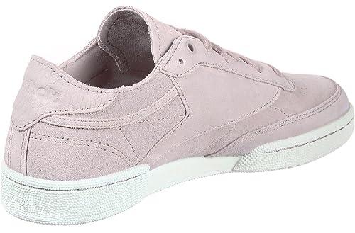 95ede8dcca7bd7 Reebok Club C 85 Fbt Decon Trainers Pink  Amazon.co.uk  Shoes   Bags