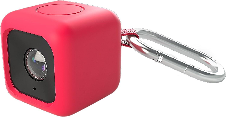 Polaroid Pol de c3pmr Red – Camera Cases (Polaroid, Red, Silicona)