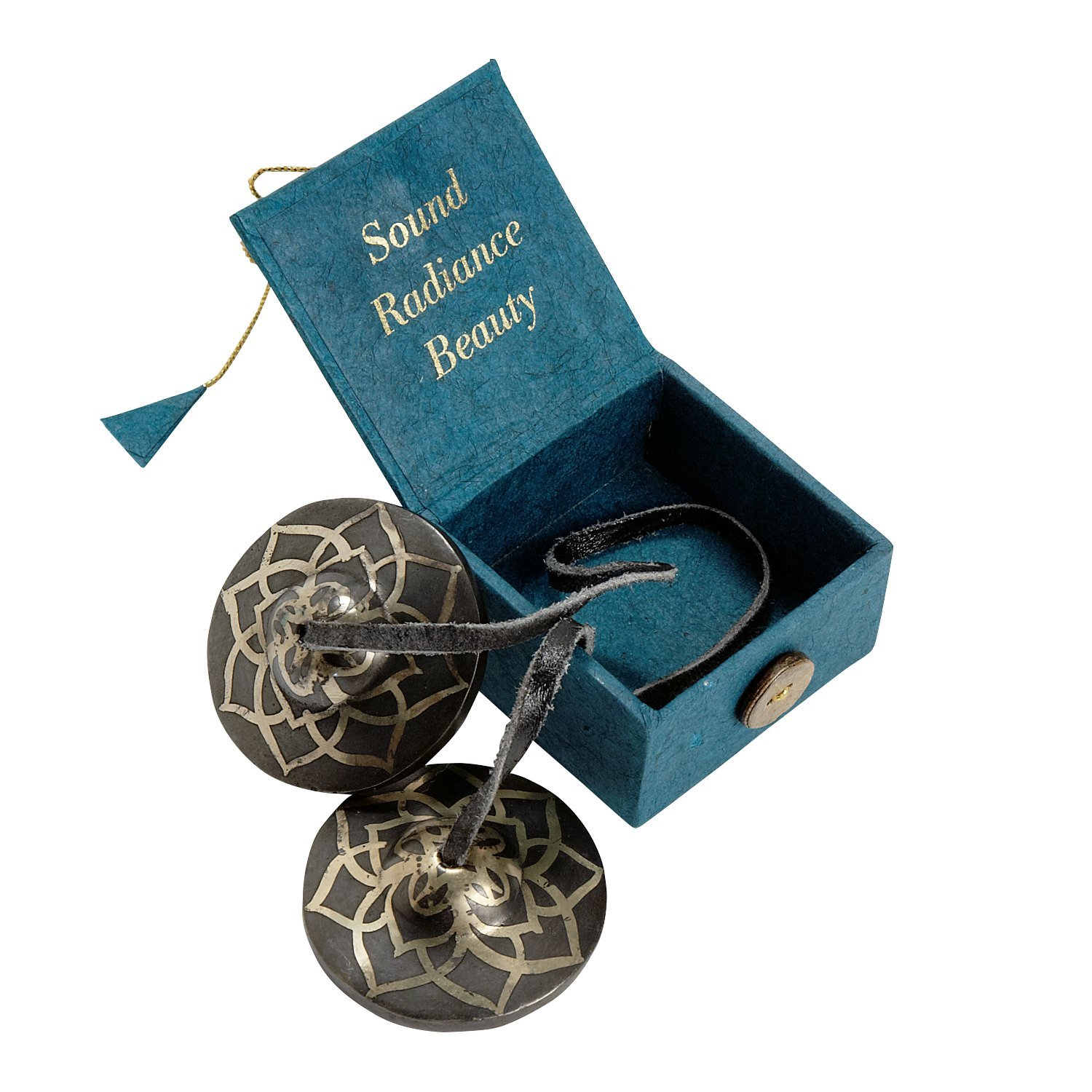 Small Soothing Cymbals In Box 'Radiance Cymbals'