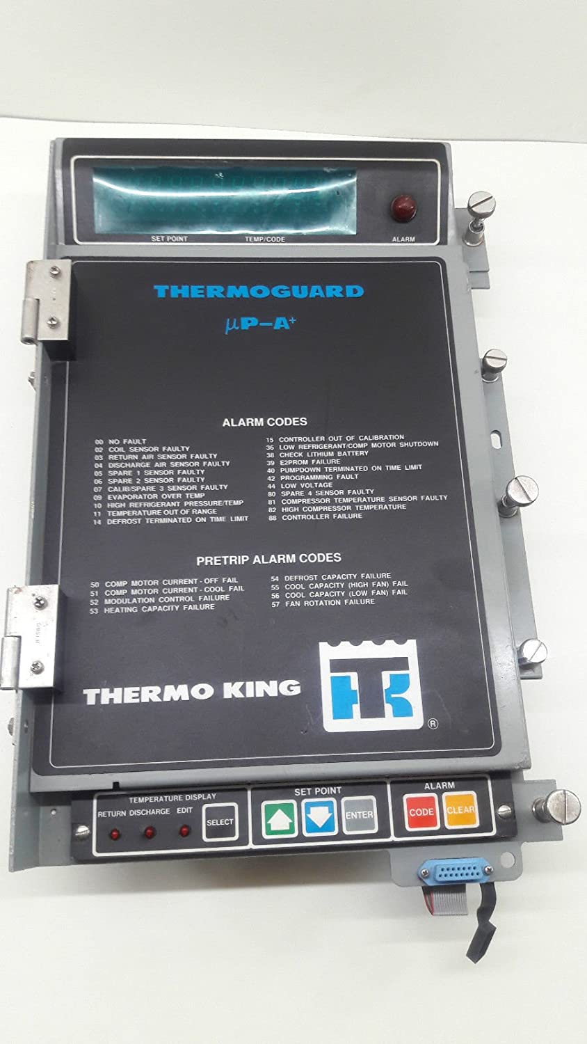 Alarmas thermo king