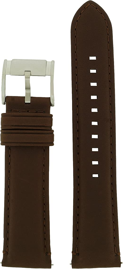 bracelet cuir 22mm fossil