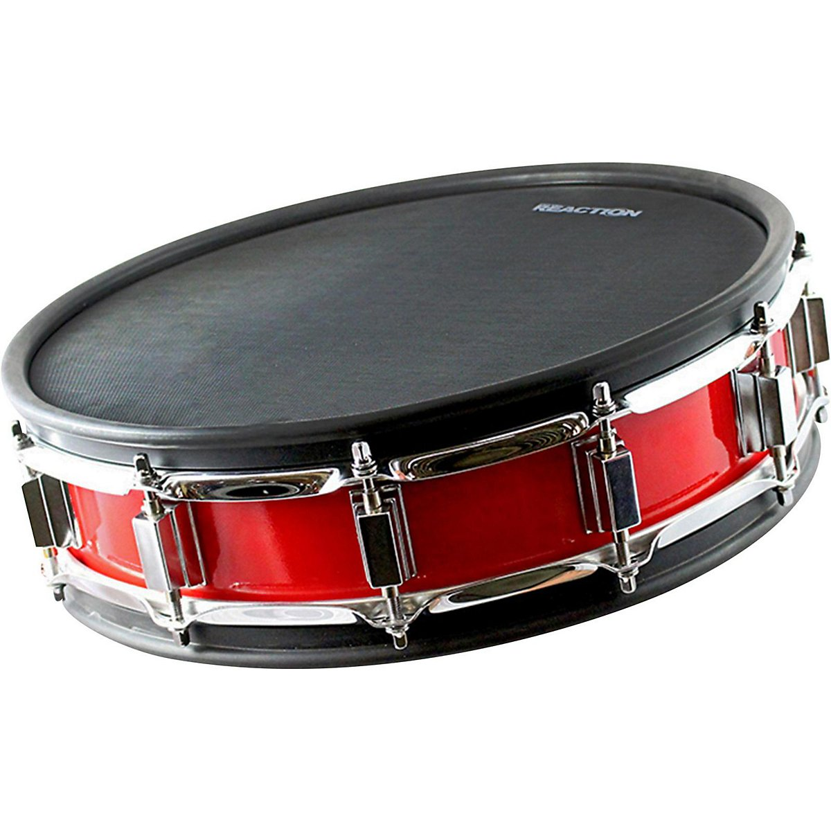 Pintech Percussion PHX14-R Red 14'' Electronic Piccolo Snare by Pintech Percussion