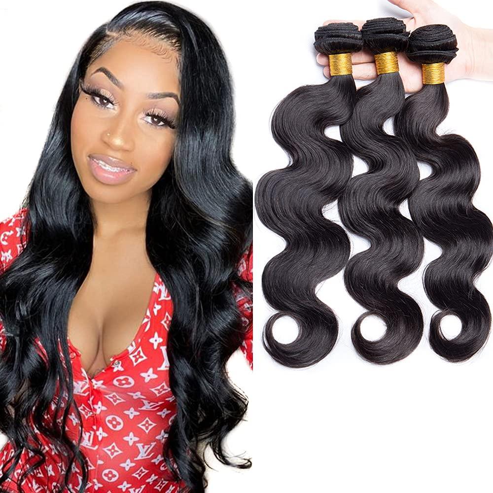 Maxine Brazilian Body Sale special price Wave Bundles Human 30 28 26 Fashionable Inch Virg Hair