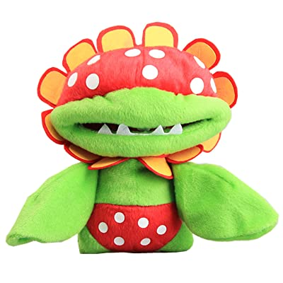 uiuoutoy Super Mario Bros. Petey Piranha Plush 7'': Toys & Games