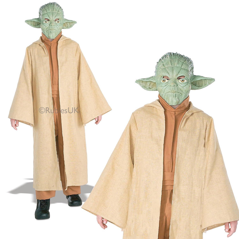 Deluxe Para Niños Yoda Rubies Star Wars Oficial Infantil ...