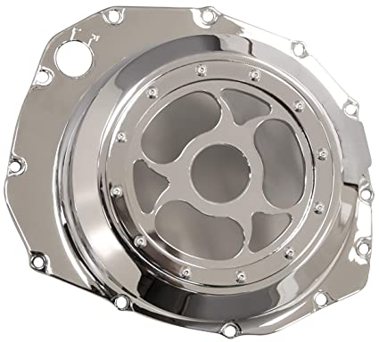 Amazon.com: Yana Shiki CCS301CH Chrome Glass Style Clutch Cover for Suzuki GSX 1300R Hayabusa/B-King: Automotive