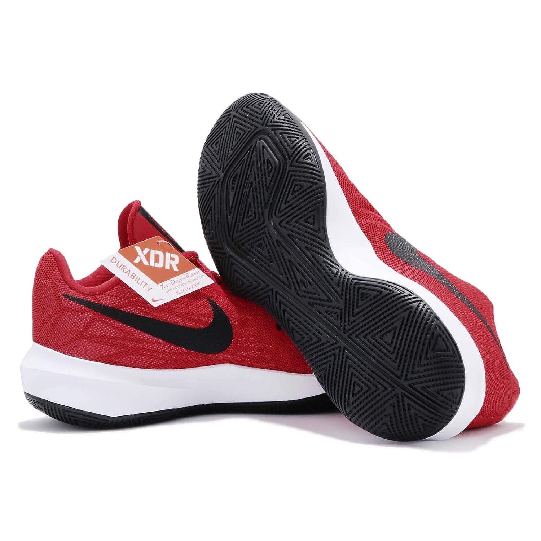 newest 0d500 e27f9 Amazon.com   Nike Men s Zoom Evidence II Ep, Gym RED Black-White    Basketball