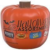 HERSHEY'S Halloween Assortment Pumpkin Bowl (50.2-Ounce)
