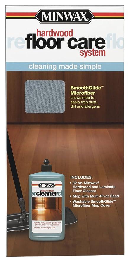 Minwax 00922 Hardwood Floor Care System