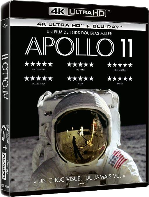 アポロ11 完全版 4K UHD [4K UHD + Blu-ray 日本語字幕有り](輸入版) -Apollo 11 4K UHD-