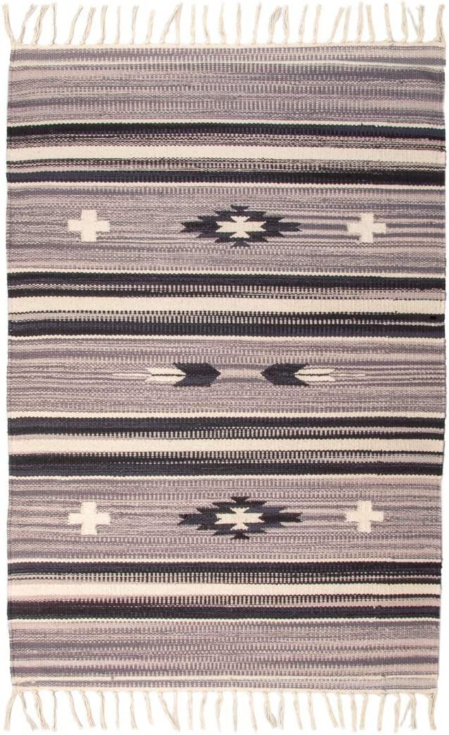 Park B. Smith 2ft x 3ft Rugs for Living Room Rug Rustic Home Decor Farmhouse Decor Bathroom Rugs
