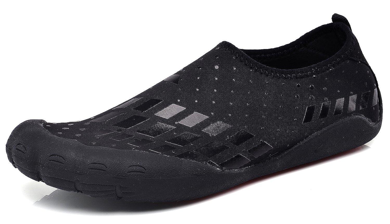 Viihahn Herren Sommer Breathable Mesh Schuhe Gehen Anti Rutsch Strand Aqua Slippers WRT012