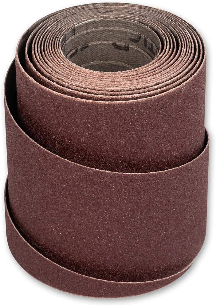 150 Grit Axminster Trade Abrasive Loading for AT430DS