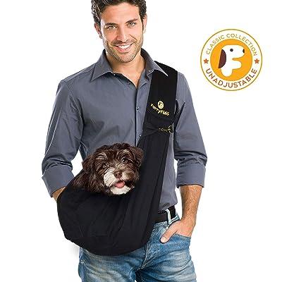 FurryFido Reversible Pet Sling Carrier