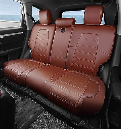 Bwen Zdc0513a Car Seat Covers Leather Custom Full Set For Honda CRV 2017 2018
