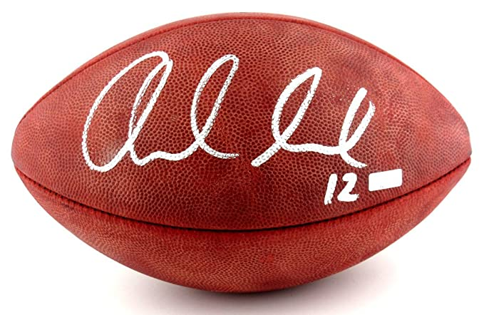 5e315b0a6 Andrew Luck Autographed Signed Official Wilson Authentic Duke NFL Football  - Panini at Amazon s Sports Collectibles Store