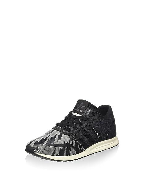 adidas Zapatillas Los Angeles Negro/Gris EU 44 (UK 9.5)