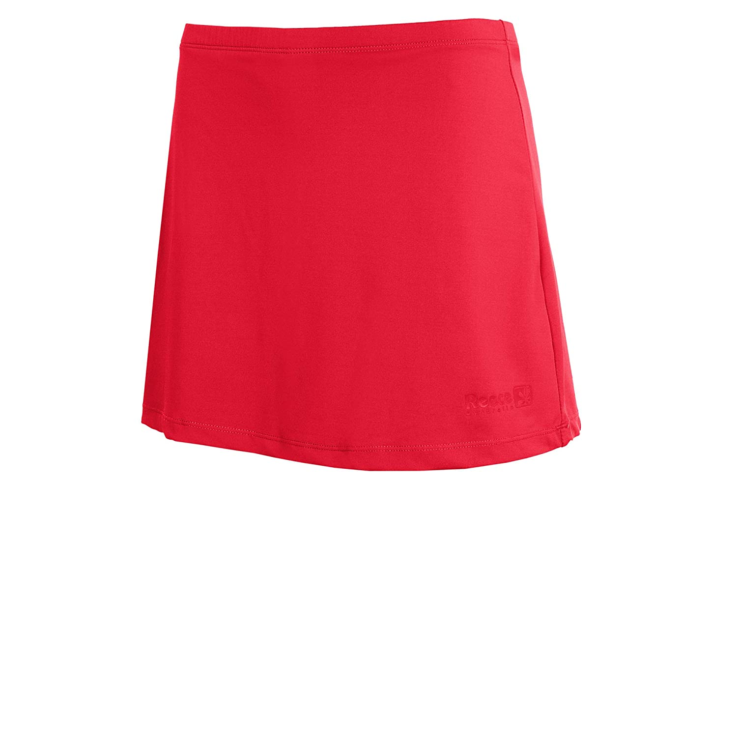 Reece FunDamental Skort Damen, Größe:116, Farbe:Bright Red