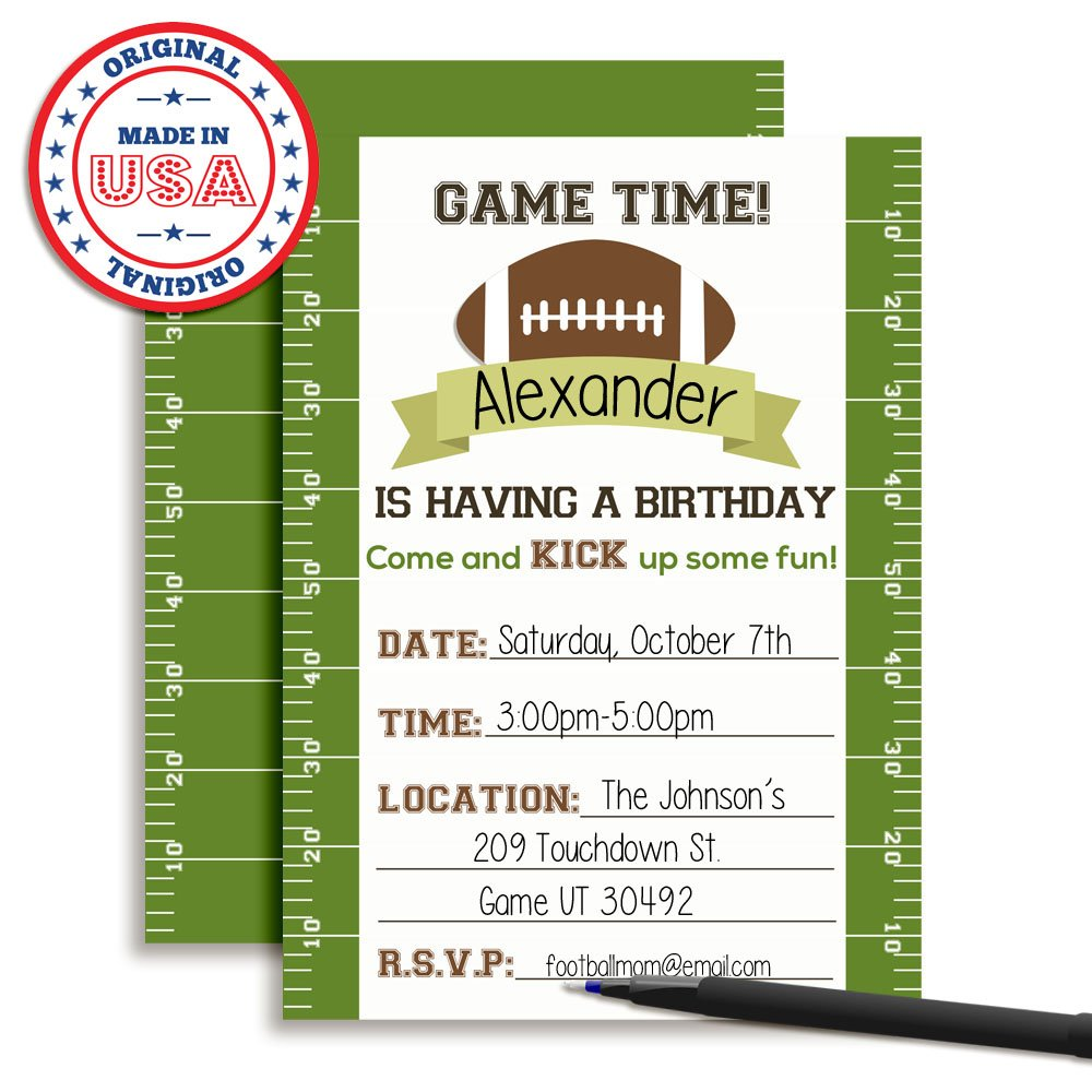 AmandaCreation - Invitaciones para fiesta de cumpleaños ...