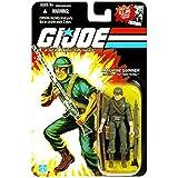 "G.I. JOE Hasbro 25th Anniversary 3 3/4"" Wave 6 Action Figure Sgt. Rock and Roll (Machine Gunner)"