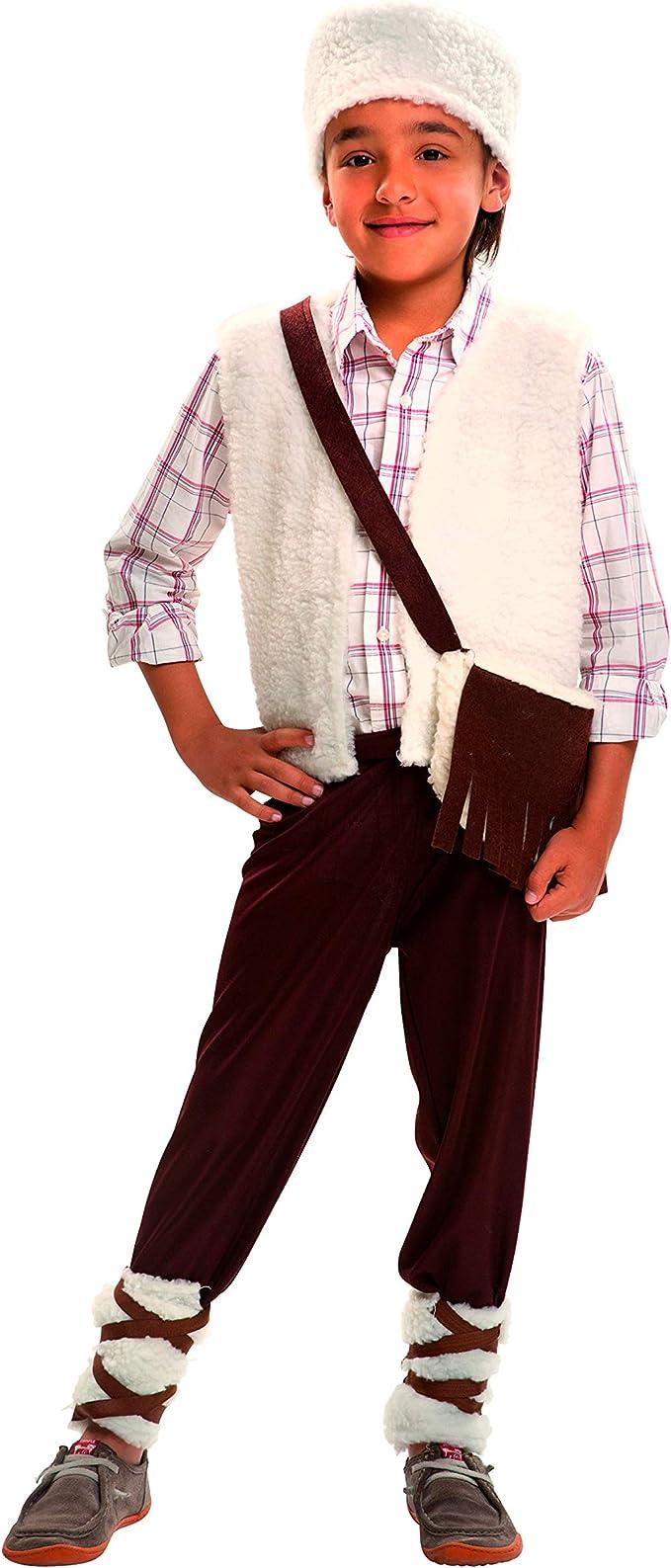 My Other Me - Disfraz de Pastor, talla 7-9 años (Viving Costumes ...