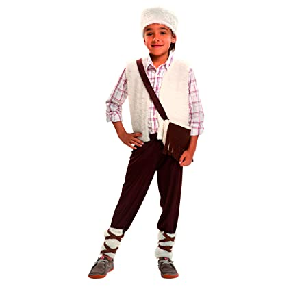 My Other Me - Disfraz de Pastor, talla 7-9 años (Viving Costumes MOM00456)