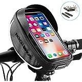 ROCK BROS Bike Phone Bag Bicycle Phone Mount...