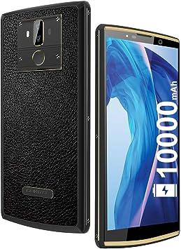 OUKITEL K7 Pro 4G Smartphone Libres 10000mAh Batería Pantalla 6,0 ...