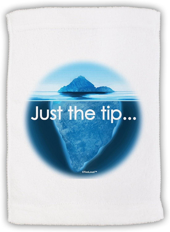 """Tooloud Iceberg nur die Tip Micro Terry Sport Towel 15"""" X 22"""""""