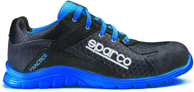Praxis Schuhe Schwarz Blau Größe 43 Auto