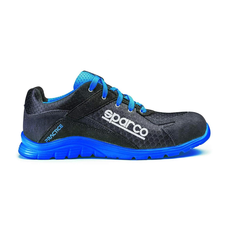 Sparco 0751740NRGF Zapatillas Negro//Amarillo 40