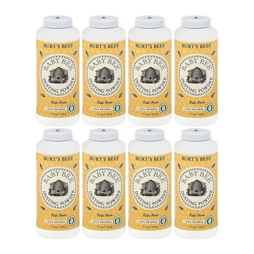 Burts Baby Bee Dusting Po Size 7.5z Burts Baby Bee Dusting Powder 7.5z (8 pack)