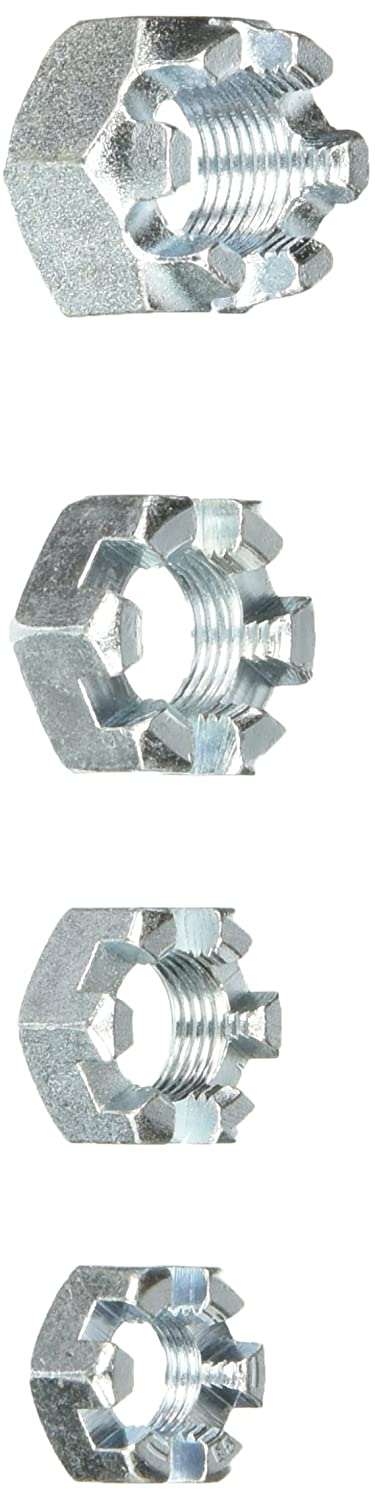 Pack of 4 Dorman 13559 Castellated Hex Nut Assortment