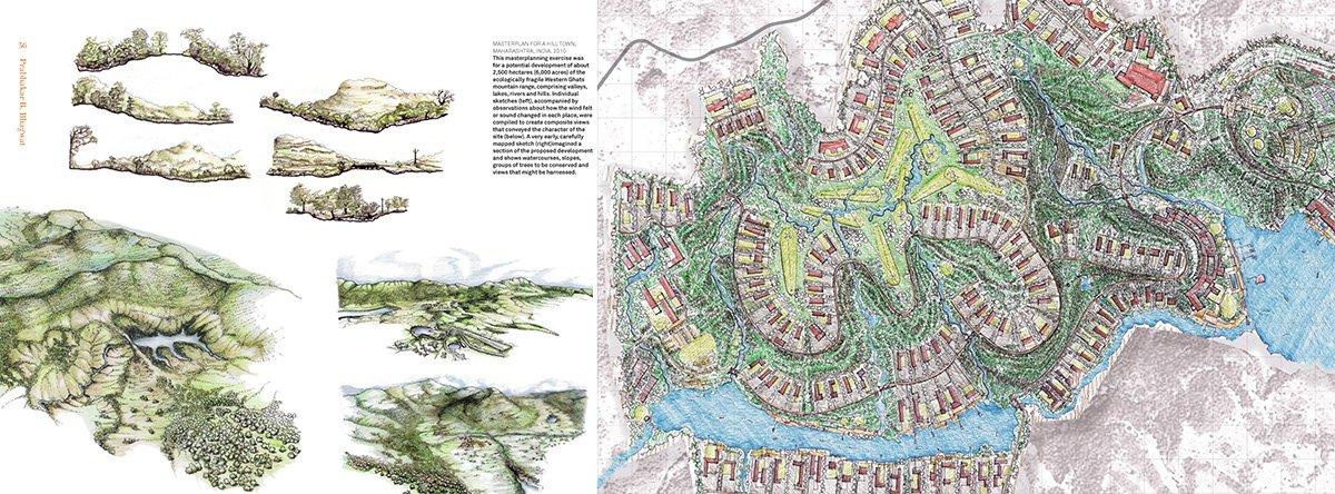 Landscape and Garden Design Sketchbooks Amazoncouk Tim