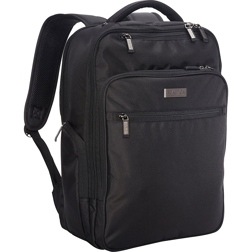Kenneth Cole Reaction The Brooklyn Commuter 15 RFID Laptop Backpack TSA Friendly Fits Up To 17 Laptops