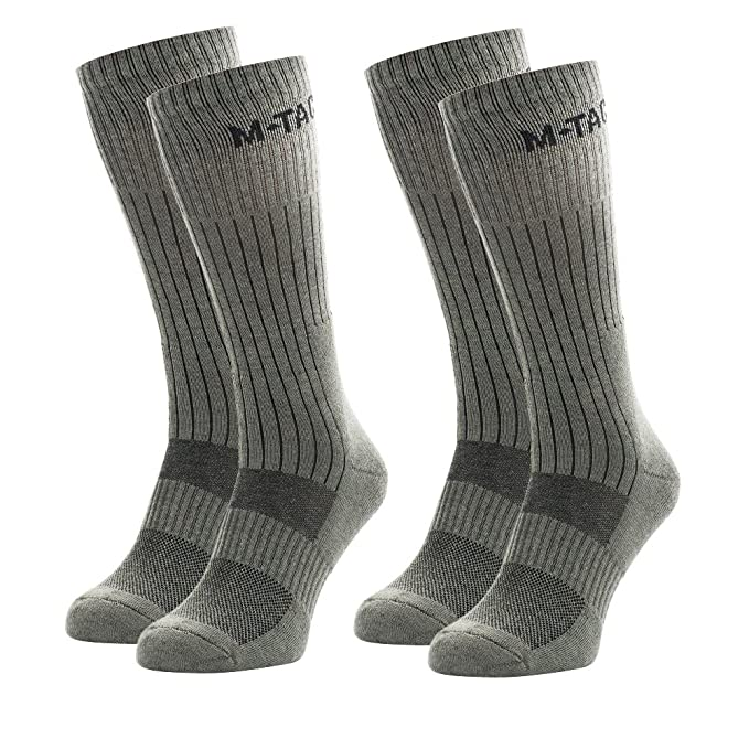 First Tactical Cotton Duty Socks 3PK