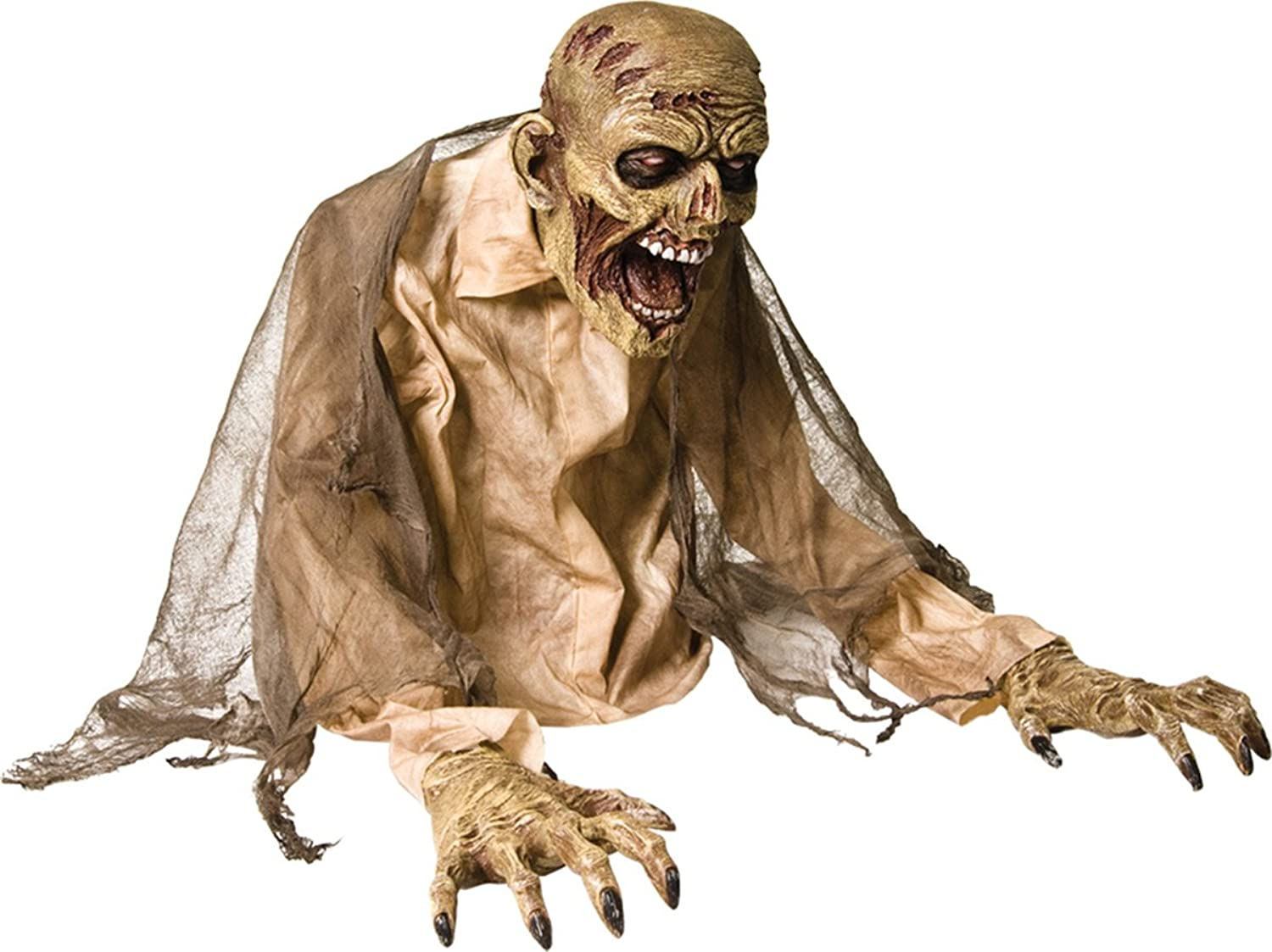 amazoncom morris costumes gaseous zombie animated fog toys games - Animated Halloween Decorations