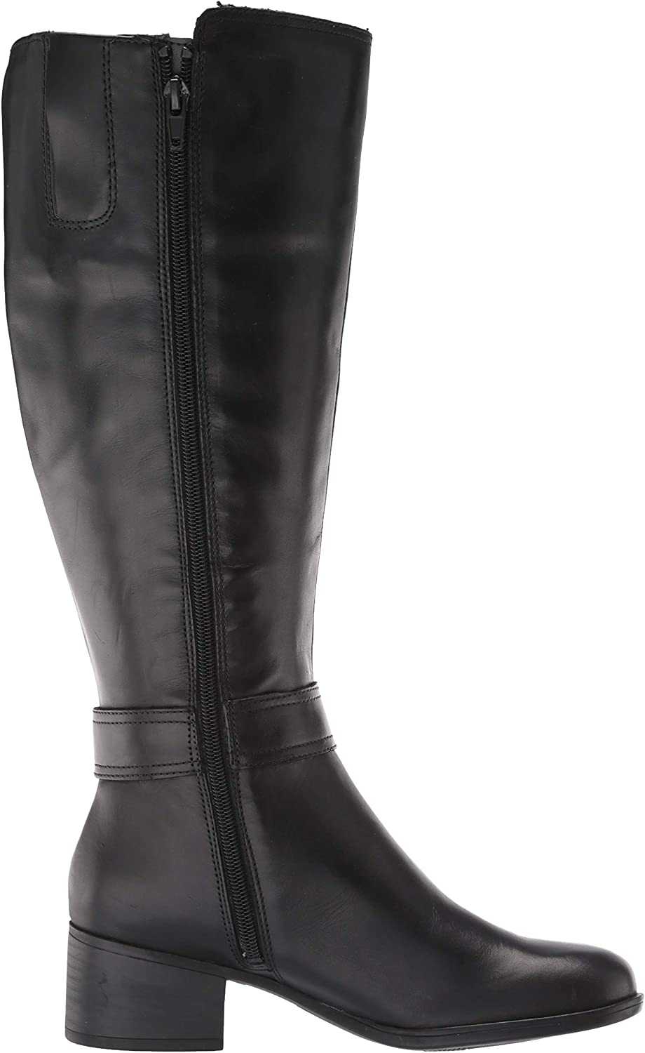 Naturalizer Women's Kelso Knee High Boot Black Wc