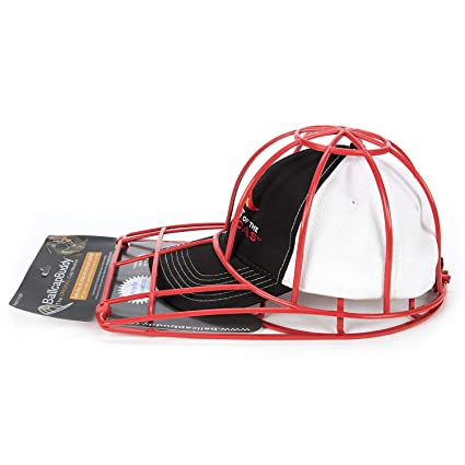 9f45b798 Image Unavailable. Image not available for. Color: Ballcap Buddy Cap Washer  Red