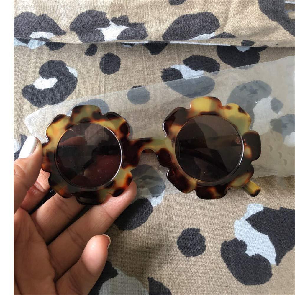 Wang-RX Gafas de sol para niños vintage Niños Niñas Niños ...