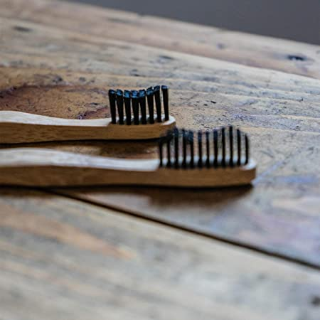 Outdoor freakz bambú cepillo de dientes: Amazon.es: Salud y cuidado personal