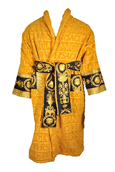 replicas best prices 50% off Versace Bath Robe Bathrobe Accappatoio Extra Large - Th ...